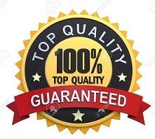 18840806-Top-Quality-Label-garantita-con-Oro-Badge-Sign-Archivio-Fotografico