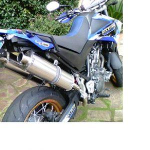 XT 660 OVALI TITANIO 1
