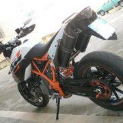 ktm 990 supermotard carbonio