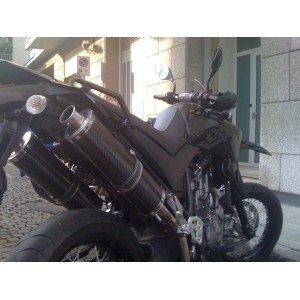 xt 660 r coppia ovali carbonio