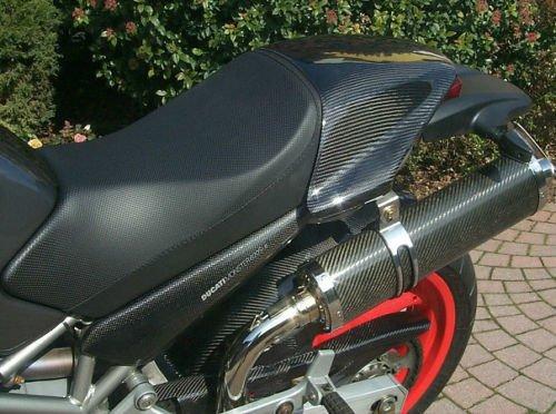 Unghia Monoposto Carbonio Ducati Monster S2r S4r S4rs Seat