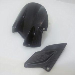 Parafango posteriore
