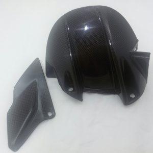 Parafango posteriore 3