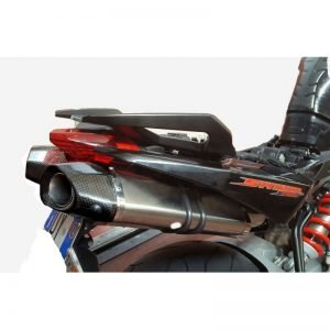 aprilia shiver perfect titanio